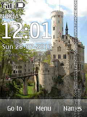 Castles 01 theme screenshot