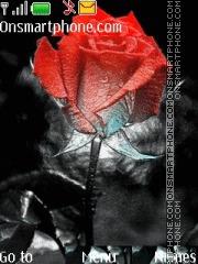 Lovly rose theme screenshot