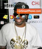 Скриншот темы Jermaine Dupri