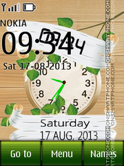 Nature Siyaset tema screenshot