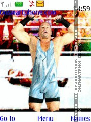WWE Rob Van Dam theme screenshot