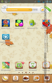 YummyThx theme screenshot