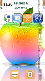 Apple 28 tema screenshot