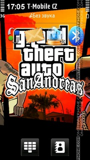 Gta San Andreas 14 tema screenshot