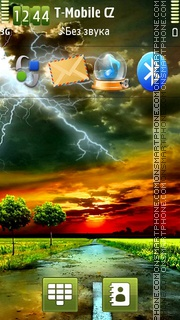 Lightning 02 Theme-Screenshot