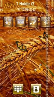 Aureate HD theme screenshot