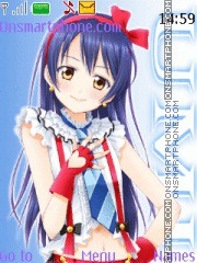 Umi theme screenshot