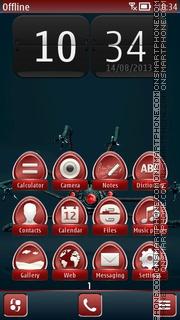 Sentinel 02 theme screenshot