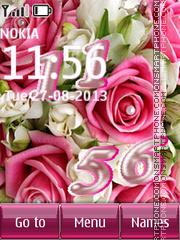 Bouquet tema screenshot