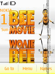 Bee Movie 03 theme screenshot