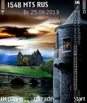 Castle es el tema de pantalla