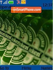 Скриншот темы Heineken 02