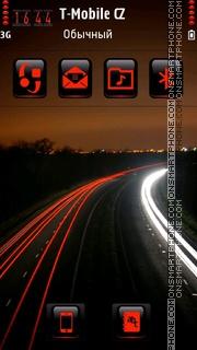 Highway Hd theme screenshot