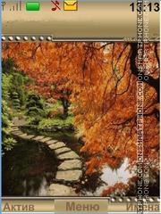 Hello Autumn theme screenshot