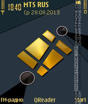 Decadent theme screenshot