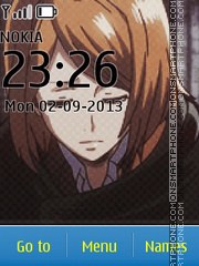 Petra Ral theme screenshot