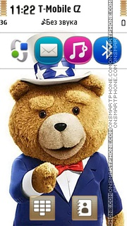 Ted theme screenshot