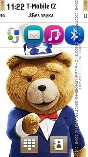 Ted es el tema de pantalla
