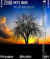 Sunrise Theme-Screenshot