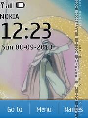 Mamoru Chiba theme screenshot
