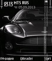 Aston DBS es el tema de pantalla