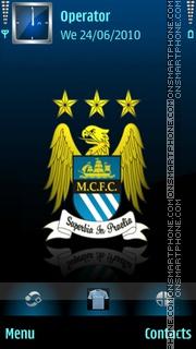 Blue-Heaven theme screenshot