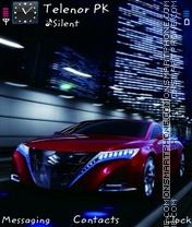 Suzuki es el tema de pantalla