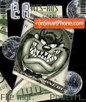 Dollar Taz theme screenshot