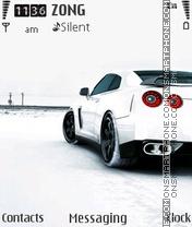 Скриншот темы White hunder