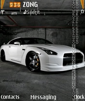 350z theme screenshot