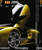 LamBo tema screenshot
