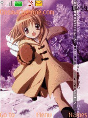 Ayu theme screenshot