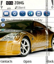 Ycar theme screenshot