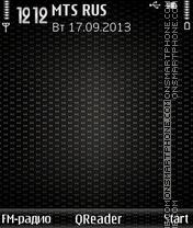 Q-Grey theme screenshot