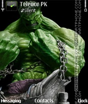 HULk tema screenshot