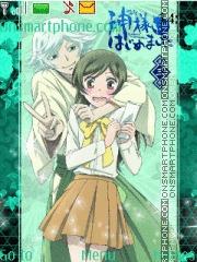 Mizuki tema screenshot
