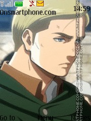 Erwin Smith tema screenshot