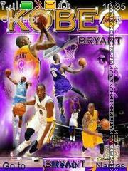 Kobe19 es el tema de pantalla