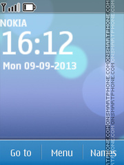 Nokia Ios7 theme screenshot