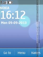 Скриншот темы Nokia Ios7