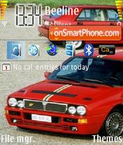 Delta Integrale theme screenshot