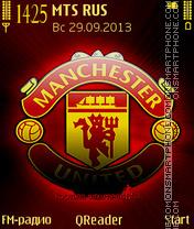 Man United es el tema de pantalla