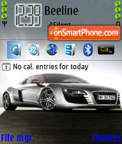 Audi 03 Theme-Screenshot