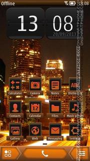 Los Angeles 02 theme screenshot