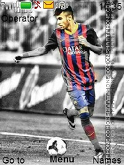 Neymarjr theme screenshot
