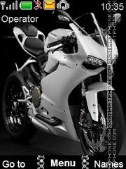 Ducati Theme-Screenshot