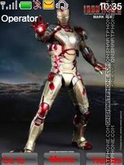 Ironmenfox tema screenshot