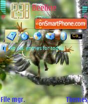Green Animals Theme-Screenshot