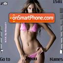 Alessandra Ambrosio es el tema de pantalla
