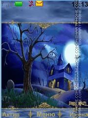 Скриншот темы Soon halloween